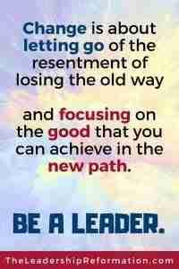 lead through chaos lead through change leadership leadership development leaders change management