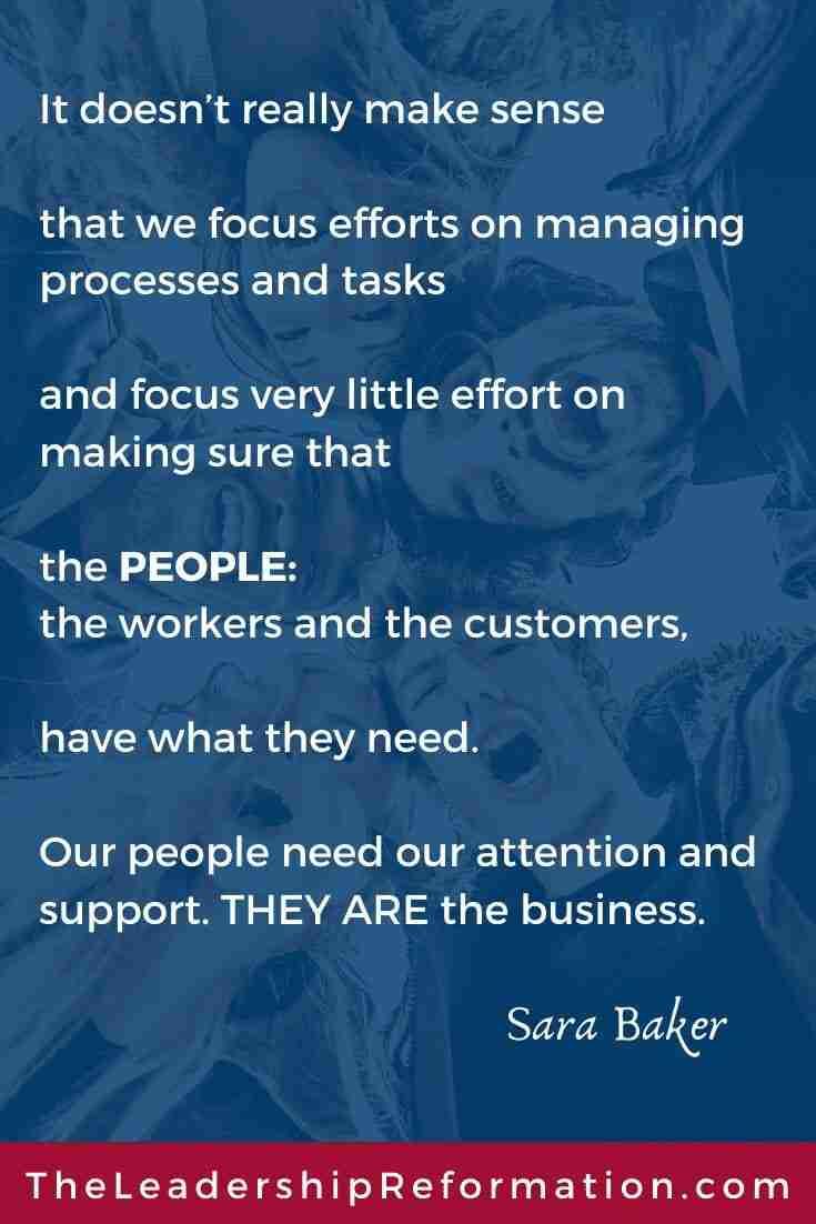 Focus on People Quote SB