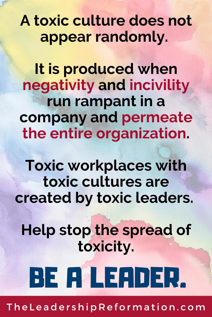 Leadership Quote Leadership Toxic Workplace Positive Leadership(2)