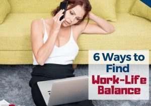 Work-Life Balance Wellness Leadership Image